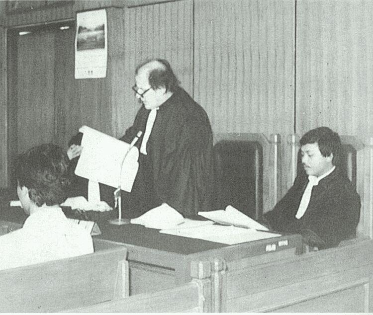 Poncke Princen als advocaat