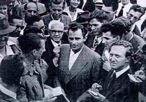 Westerling in 1950