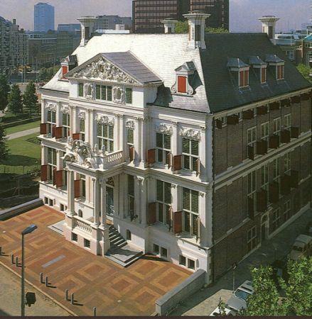 Het Historisch Museum in Rotterdam; niet gratis voor kinderen, maar gewoon 7,50 euro.