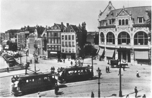 Oude Foto Van Rotterdam Foto's Van Oud Rotterdam