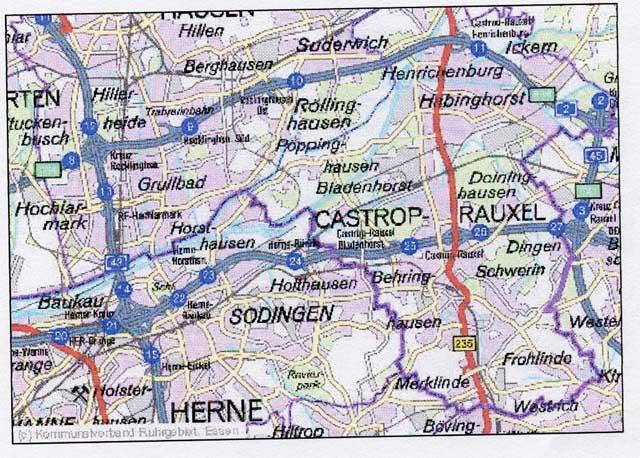 Enkelt Recklinghausen gratis