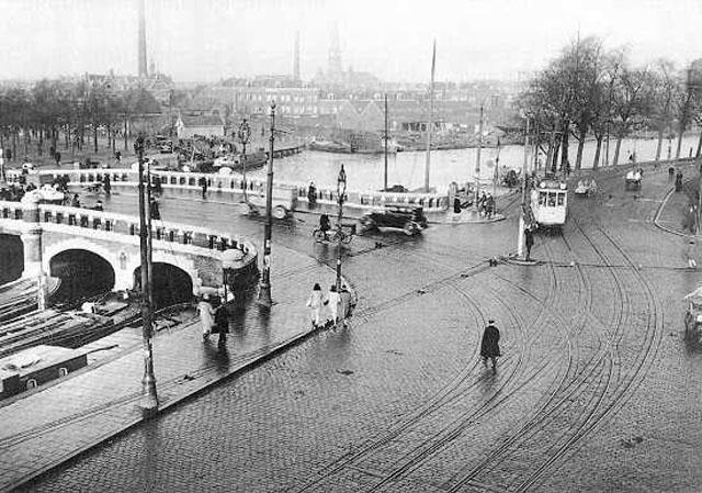 rotterdam vroeger luchtfoto