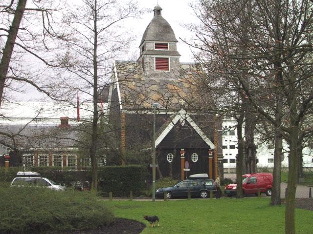 De Noorse Kerk In Het Park