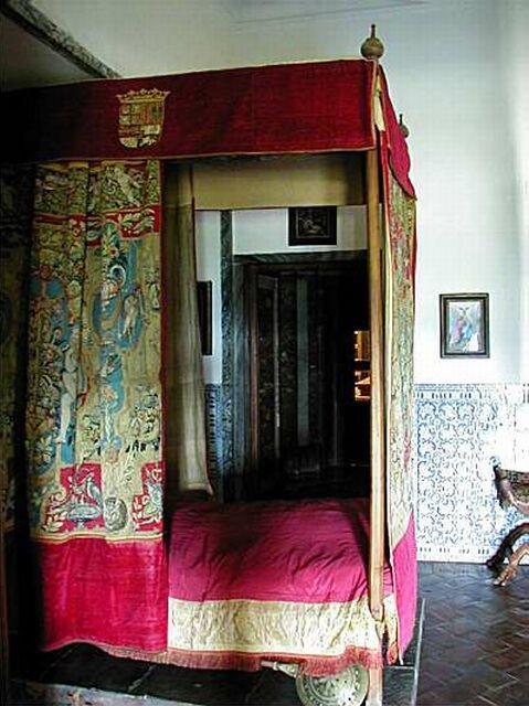 Philips II : zijn Klooster paleis, het Escorial, en ook ...