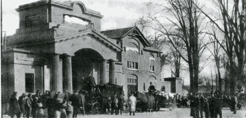 De begraafplaats kwam in crooswijk for Rotterdam crooswijk