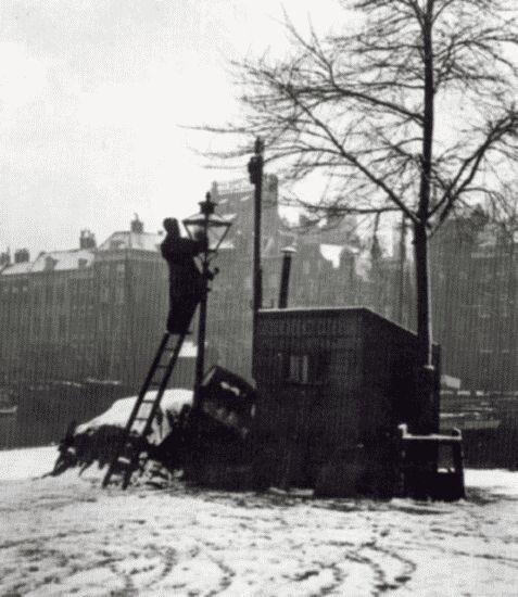 Een historische nieuwjaarswens vanuit rotterdam for De lantaarn rotterdam