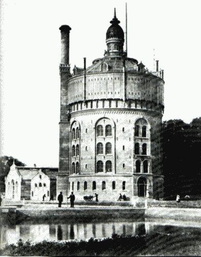 De geschiedenis van de watertoren o m van rotterdam for Honingerdijk rotterdam